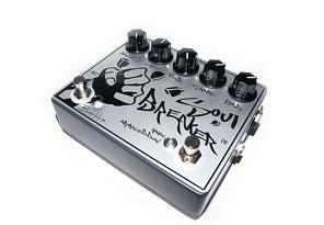 Warlord Soul Breaker distortion pedal BHv1