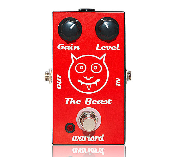 This is the image of a fuzz pedal