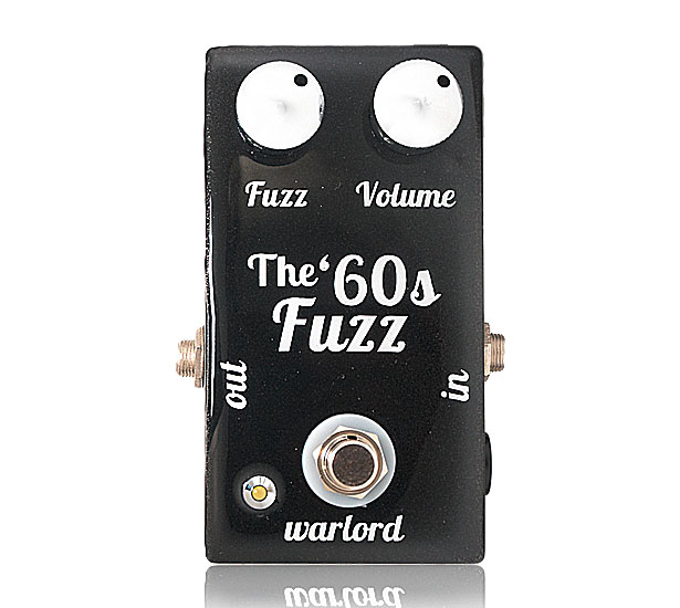 Image of germanium fuzz face clone - the 60's fuzz