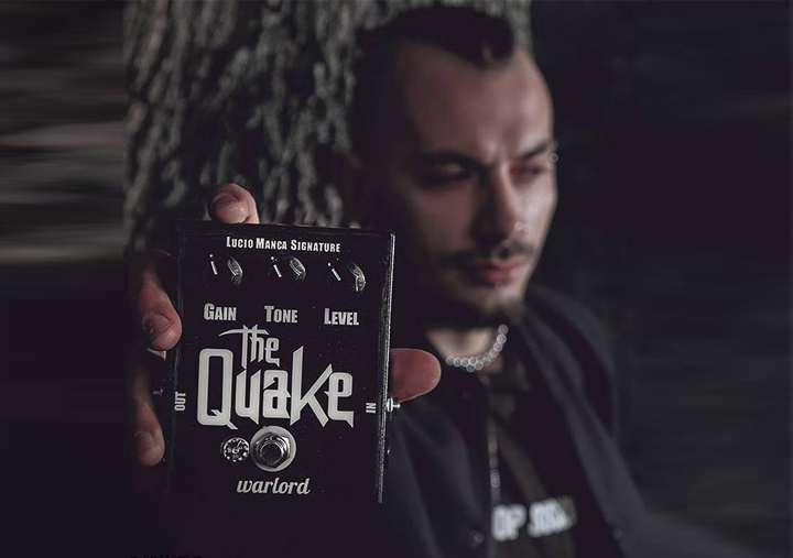 the Quake Bass Distortion